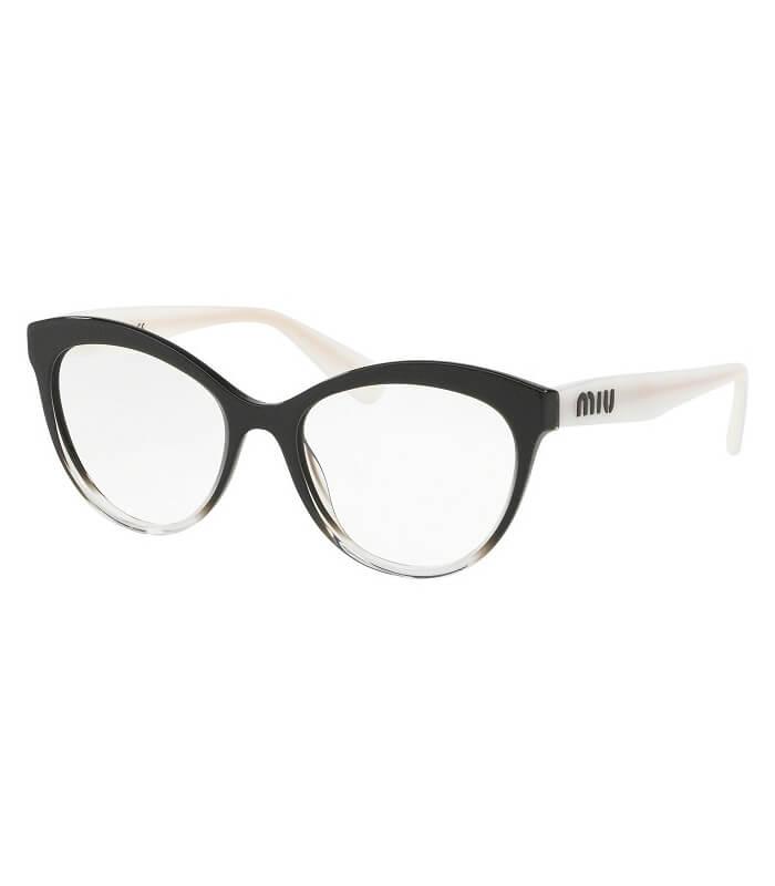 0b713b04a0c MIU MIU VMU 04R 114 1O1 Eyeglasses Frames 2019