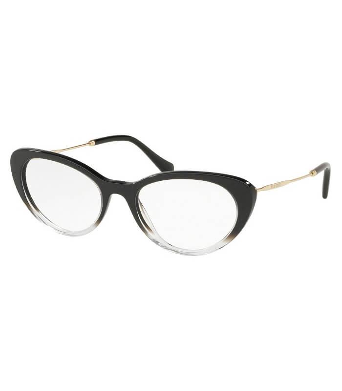 74c08a927b1 MIU MIU VMU 05R 114 1O1 Eyeglasses Frames 2019